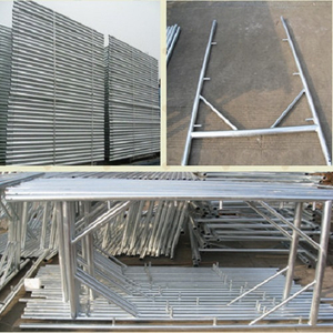 Italian Style Frame Scaffolding for Sale with Galvanzid