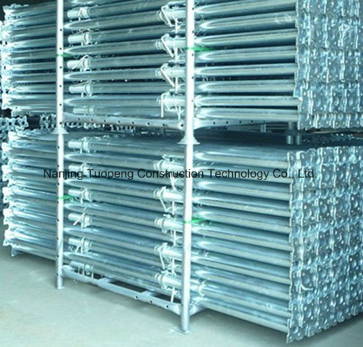 Hot DIP Galvanized Shoring Prop for Scaffolding