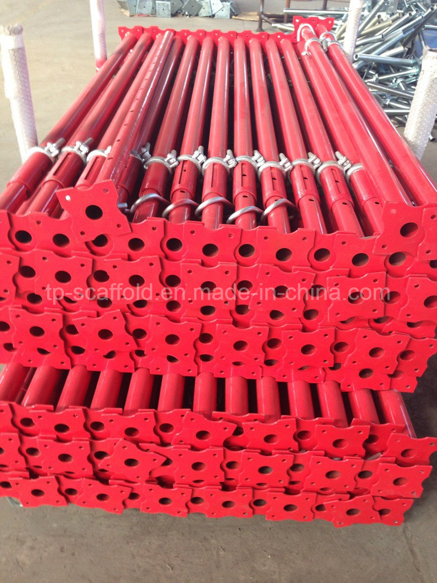 Building Material Durable Safe Scaffold Steel Prop with Different Type
