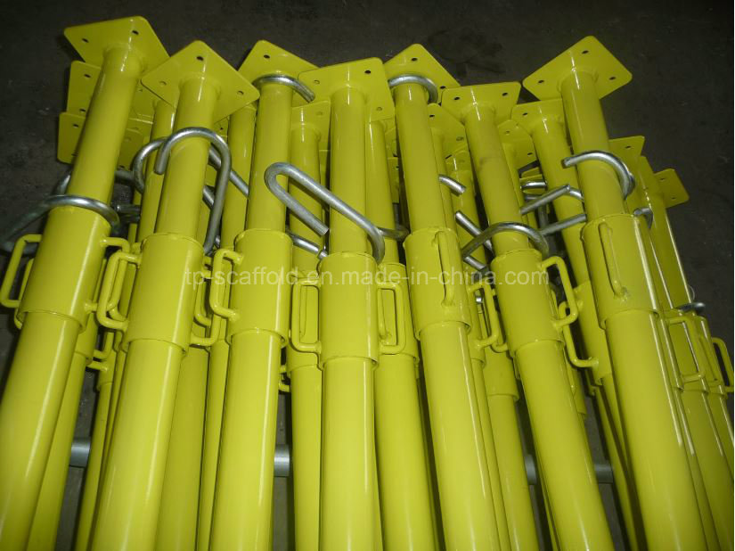 Adjustable Scaffolding Steel Shoring Prop for Construction Formwork