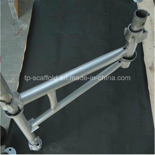 Cuplock Scaffolding System Hop up Brackets / Side Bracket/ Board Bracket