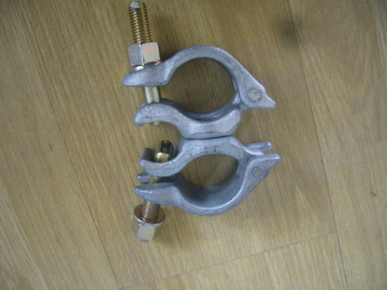 Scaffolding Drop Forged Double Coupler German Style