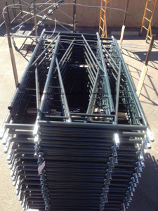 Walkthrough Style Frame Scaffold for Us Market