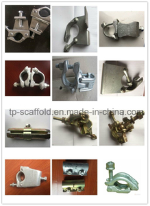 Durable Scaffolding Clamp Tube Fittings