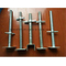 Durable Steel Galvanized Adjustable Scaffolding Screw/Levelling Jack Base