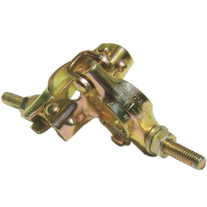 Scaffolding Pressed Double Coupler
