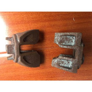 Wedge for Ledger Head and Brace Head Ringlock Scaffolding