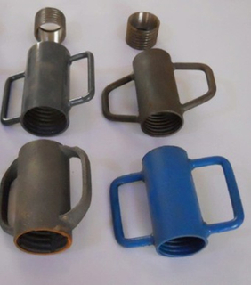 Scaffolding Prop Nut with Cup Shape
