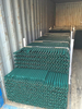 Scaffolding Sidewalk Shed Bridge Leg Blue Powder Coated