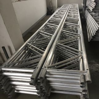 Scaffolding Alloy Lattice Beam for Constrcution