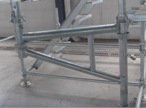 Scaffold Board Bracket with Transom for Cuplock System