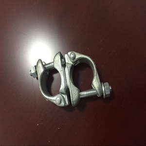 Drop Forged Swivel Coupler British Style for Sale