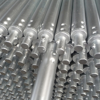 Scaffolding Twist Lock Tube Hot DIP Galvanized