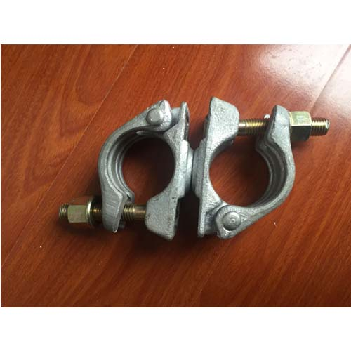 Scaffolding Drop Forged Swivel Coupler German Style