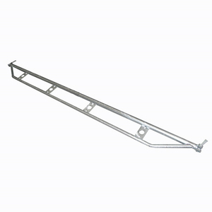 48.3 x 3.2 mm Ringlock Scaffolding Truss Ledger