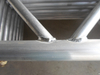 Scaffolding Aluminum Ladder Beam 450mm Wide