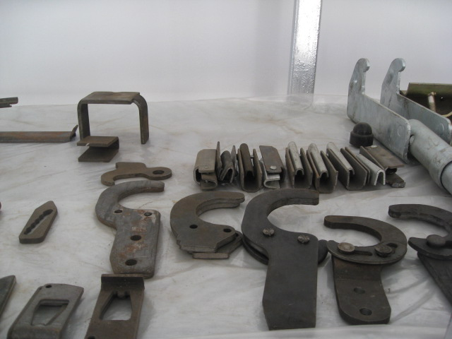 Scaffolding Hooks for Steel Plank OEM Service Available