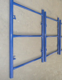 5′ x 4′ Scaffolding Shoring Frame with Canadian Locks